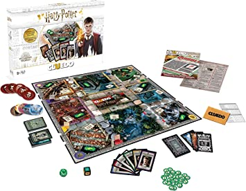 Winning Moves WM00100-ITA-6 - Juego de Mesa de Harry Potter ...