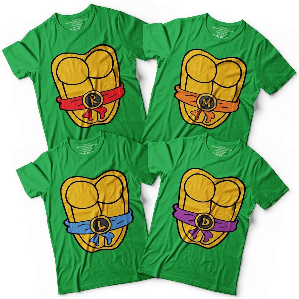 Amazon.com: Teenage Mutant Ninja Turtles Costume Halloween ...