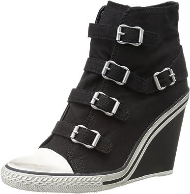 Ash Womens Intense Bis Fashion Sneaker