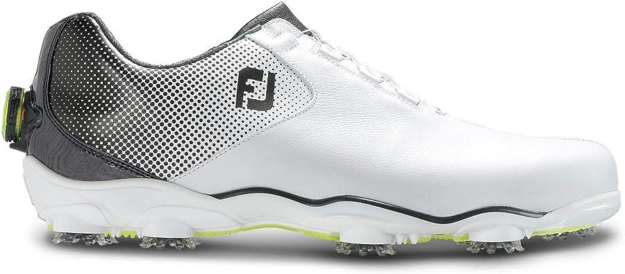 FootJoy D.N.A Helix, Horma Ancha. Zapatillas de Golf para Hombre ...