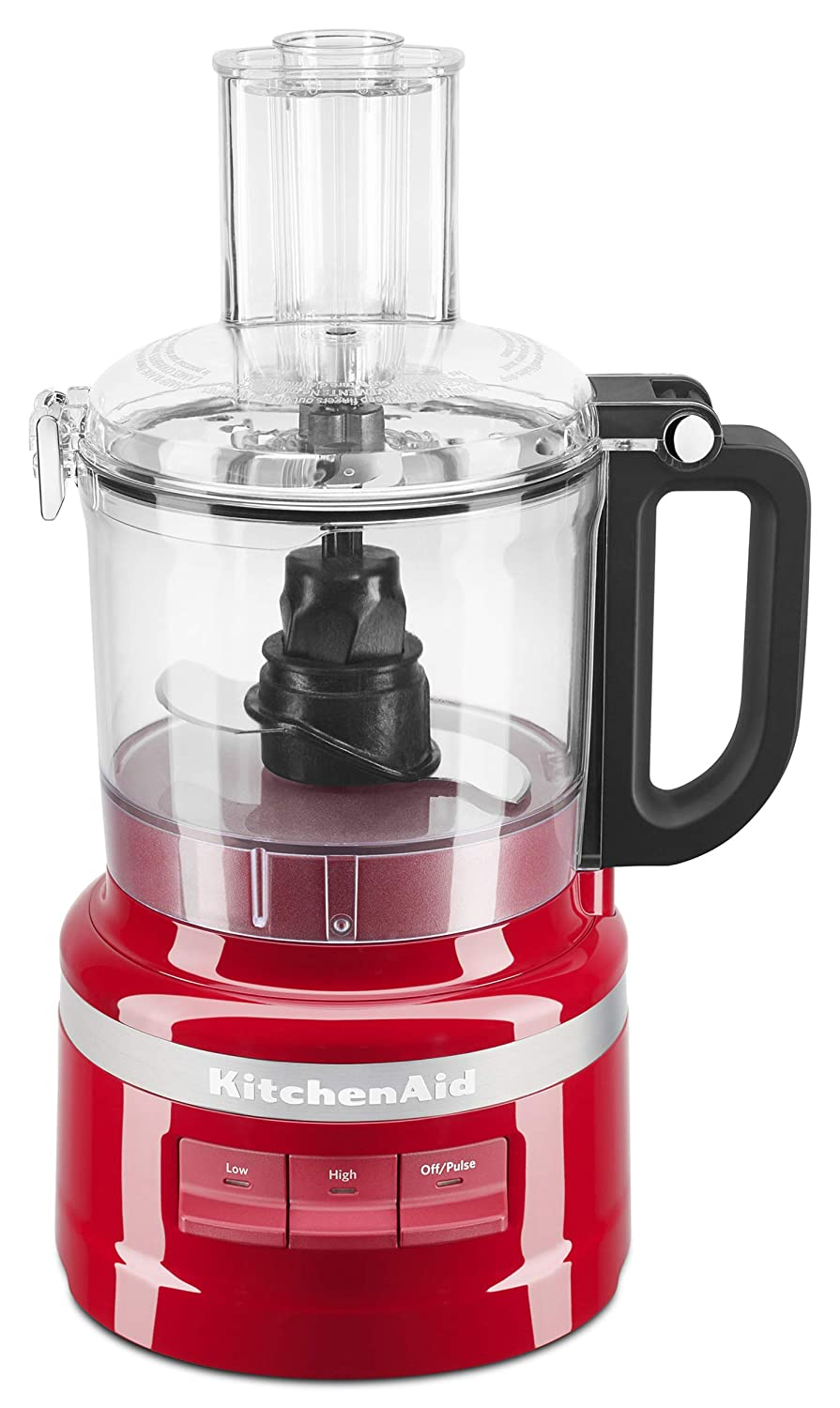 KitchenAid KFP0718ER Food Processor 7_cup Empire Red