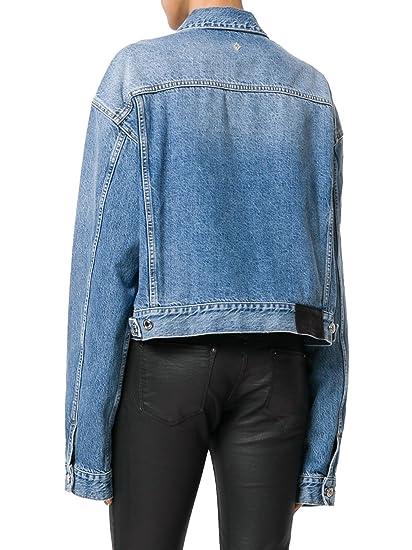 Femme Coton Bleu Veste Burlon Amazon Cwye004s188110377300 Marcelo wHqp6H