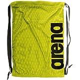 arena Unisex 2-in-1 Netztasche Rucksack Mesh Bag (Schnelltrocknend, Kordelverschluss)