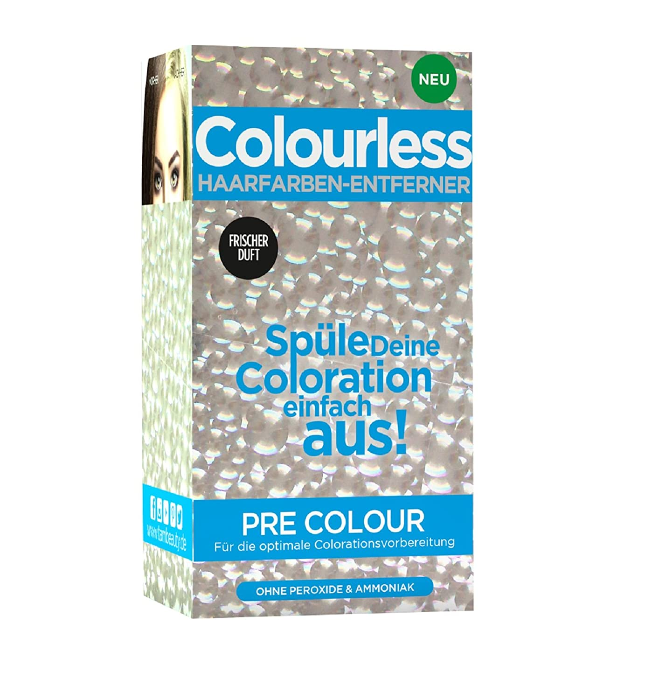 Colourless capelli colori di rimozione Pre Colour, 1pezzi 18042