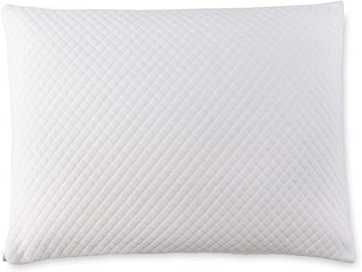 Amazon Com Isotonic Memory Foam Pillow Traditional Home Kitchen