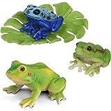 Schleich Frosch Familie 14407 Frosch 42254 Frosch Set Wild Life 2er Set
