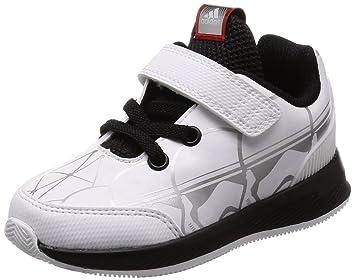 adidas Starwars rapidarun I Running Shoes, Children, White