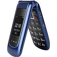 Uleway gsm Teléfono Móvil Simple para Ancianos con Teclas Grandes,SOS Botones,ácil de Usar telefonos basicos para…