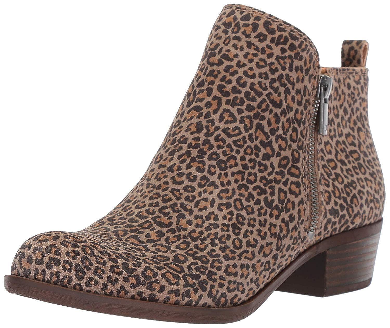 Eyelash Lucky Brand Women's Basel Ankle Boot