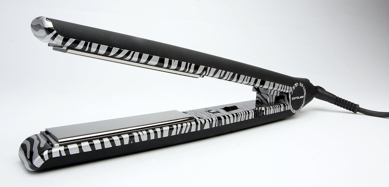 Amazon.com : Corioliss C1 Zebra Titanium Iron Silver : Flattening Irons : Beauty