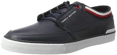 Tommy Hilfiger Herren H2285arrington 8a Sneakers Midnight Nero