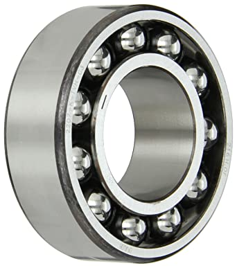 35 mm ID 72 mm OD 23 mm Width FAG 2207-2RS-TV-C3 Double Row Self Aligning Ball Bearings