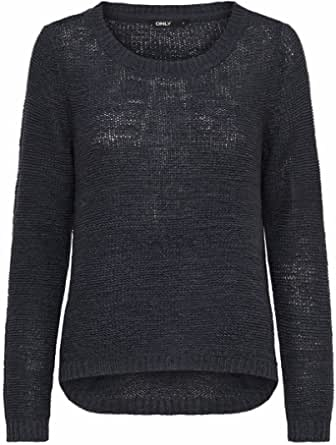 Only NOS Onlgeena XO L/S Pullover Knt Noos suéter para Mujer