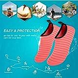 YALOX Women's Water Shoes Men's Beach Shoes Adult