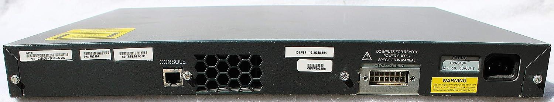 Cisco Catalyst Switch 10//100//1000 WS-C3560G-24TS-S 3560G 24-Port