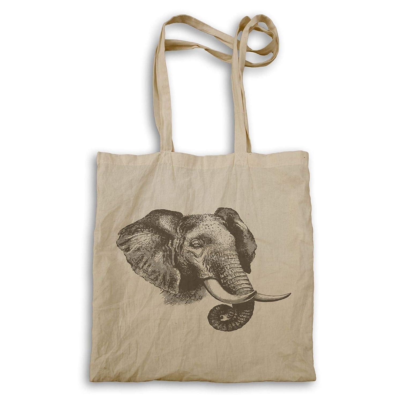 INNOGLEN Elephant Head Sac à Main ee885r