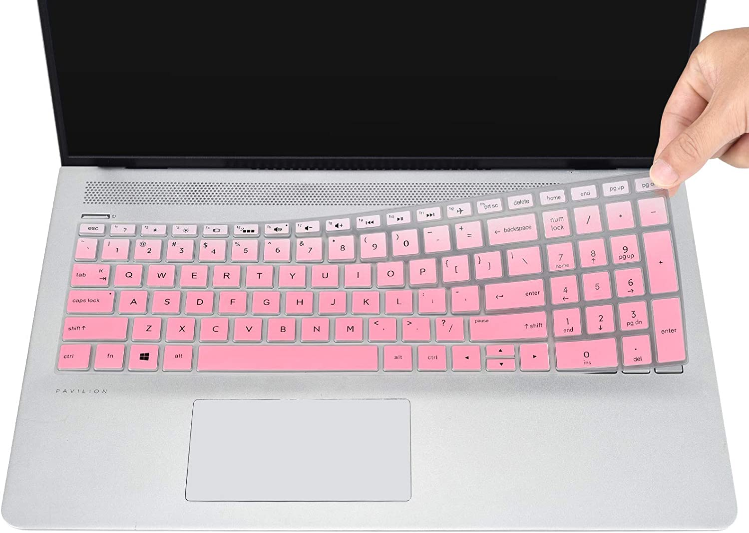 Keyboard Cover for HP Envy x360 15.6