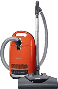 Miele S8380 Cat & Dog Canister Vacuum (Old Model)