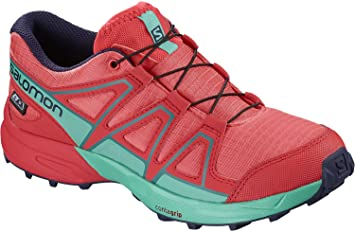 huge selection of c1f2a f790a Salomon Kinder Multifunktionsschuhe, dubarry-hibiscus-atlantis, 38