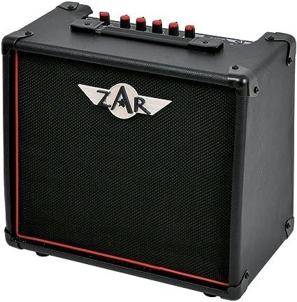 Zar E-15DR - Amplificador para guitarra eléctrica: Amazon.es ...