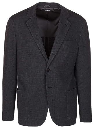 ac0b38af679 GIORGIO ARMANI Men s Dark Gray 100% Wool Upton Blazer Sport Coat Jacket