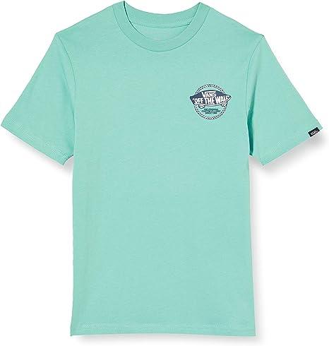 Vans Checker Otw SS Boys Camiseta para Niños: Amazon.es: Ropa y accesorios