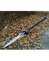 Gmasking WOW Warcraft, Stormwind Guard Cosplay Spear 1:1 Props