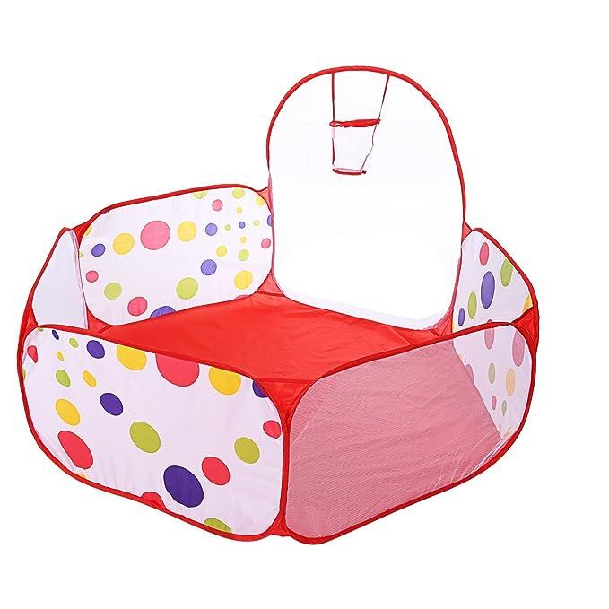 3 opinioni per LEADSTAR Pieghevole Piscina di Palline, Pop Up Tenda Gioca Piscina per Bambini