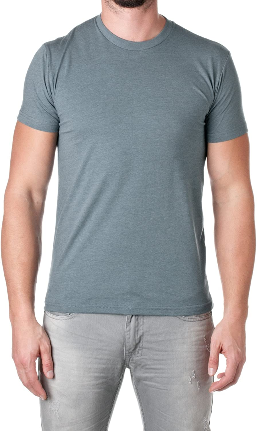 Next Level Mens T-Shirt: Next Level: Clothing