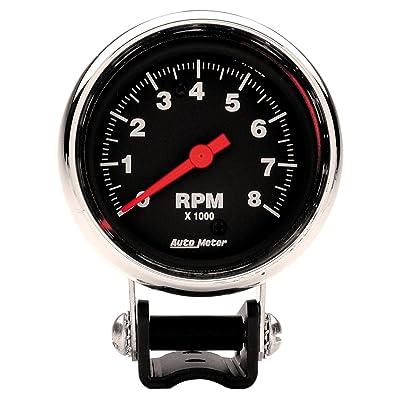 AUTO METER 2893 Performance Tachometer: Automotive