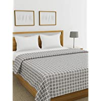 BIANCA 100% Cotton Double Comforter with Super Silken Filling