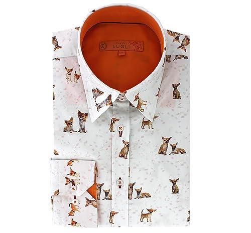 Claudio Lugli - Camisas - Animal Print - para mujer