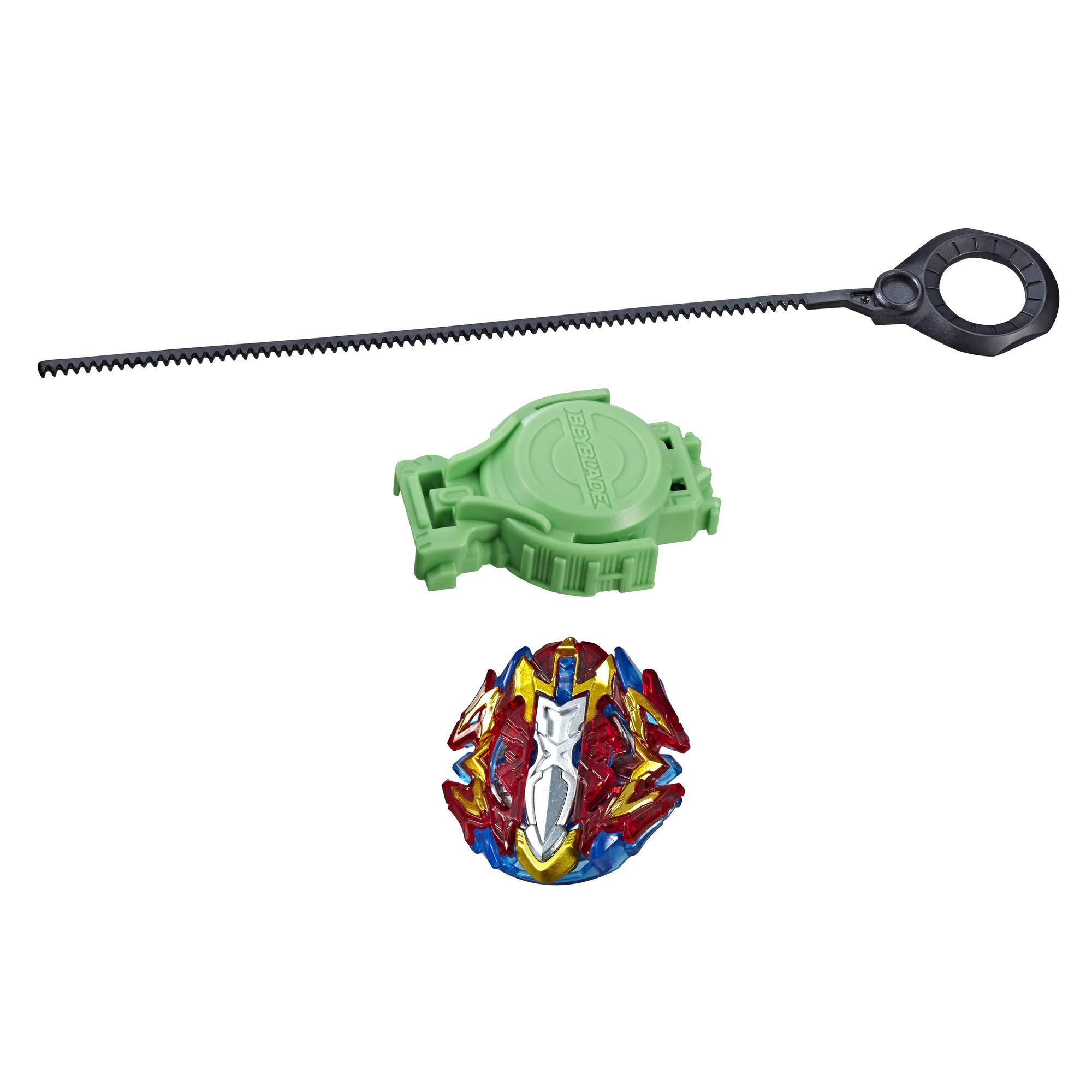 BEYBLADE Burst Turbo Slingshock Xcalius X4 Starter Pack -- Battling Top & Right/Left-Spin Launcher, Age 8+ by BEYBLADE