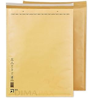 3 C Luftpolstertaschen 20 Luftpolster-Versandtaschen Größe 13C braun