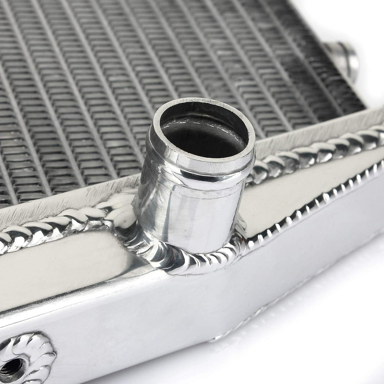 TARAZON Moto Aluminium Radiateur de refroidissement moteur watercooling pour S.u.z.u.k.i GSX-R GSXR 1000 GSXR1000 2007 2008 K7 K8 Refroidisseur deau radiateur
