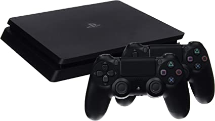 PlayStation 4 (PS4) - Consola de 1 TB + 2 Dual Shock 4 Wireless ...