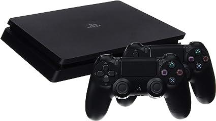 PlayStation 4 (PS4) - Consola de 1 TB + 2 Dual Shock 4 Wireless ...