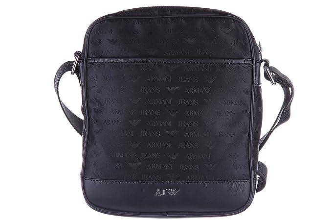 tablet bandoulière Armani Jeans noir Amazon suitable for homme sac wCSqUYR 1d894d392f4