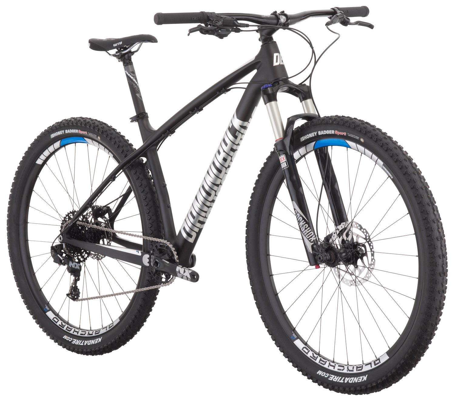 Diamondback Overdrive Carbon Comp Hardtail Mountain Bike