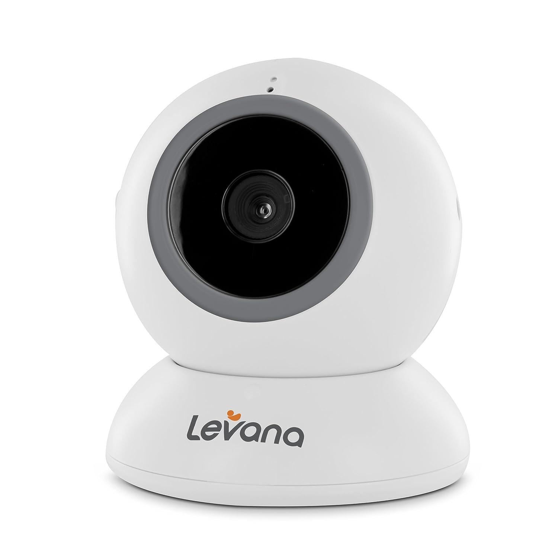 25517b75285 Levana Shiloh 5 inch Touchscreen Video Baby Monitor  Amazon.ca  Baby
