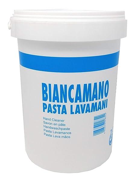 Pasta lavamani biancamano da 4 kg N° 1 in ITALIA.