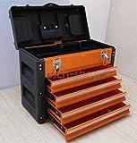 ASS Profi - Caja de herramientas (8 compartimentos)