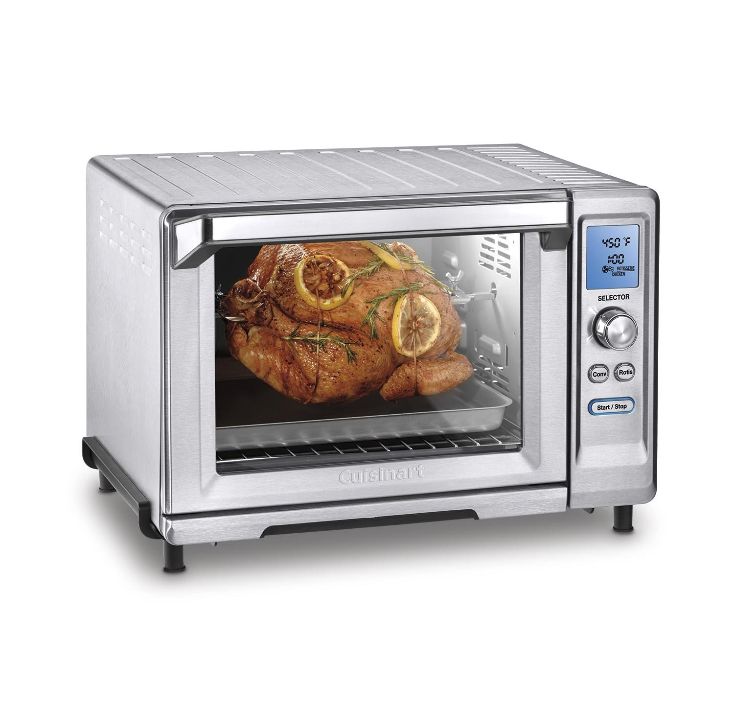 Amazon Cuisinart TOB Rotisserie Convection Toaster Oven