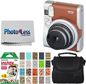 PHOTO4LESS Fujifilm Mini 90 (Brown) product image 11