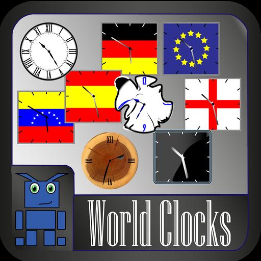 Clock Widgets (Widget de Relojes analógicos): Amazon.es: Appstore para Android