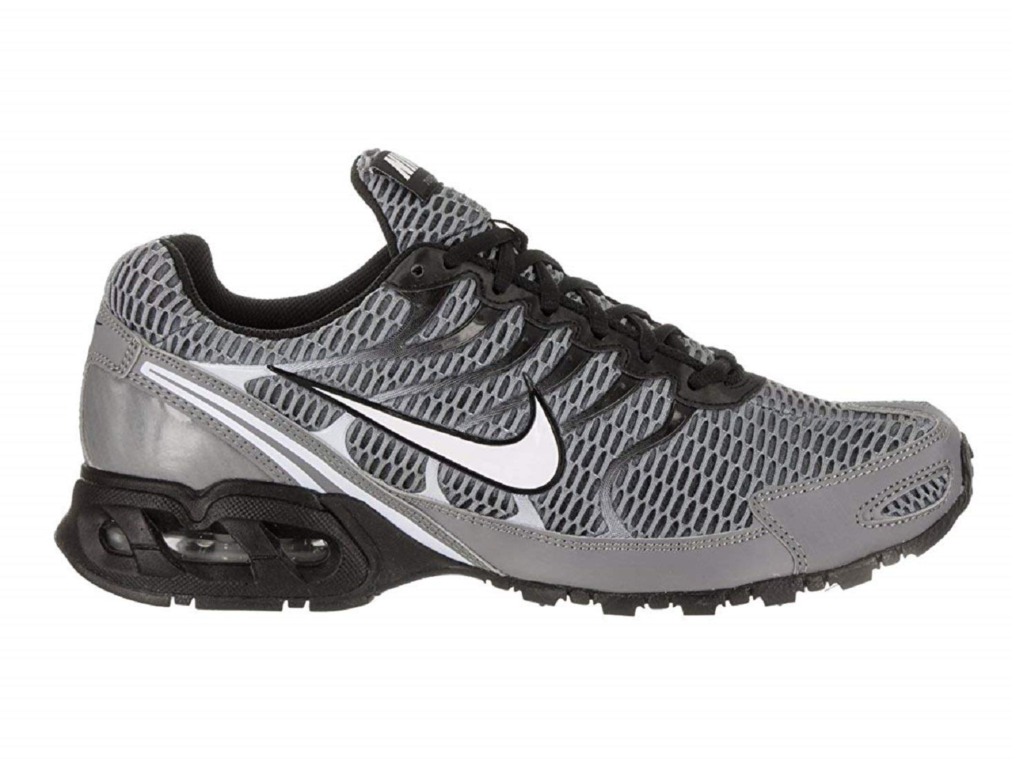 new concept 37da3 0e1ac Galleon - Nike Mens Air Max Torch 4 Running Shoe Cool Grey White Black Pure  Platinum 8 D(M) US