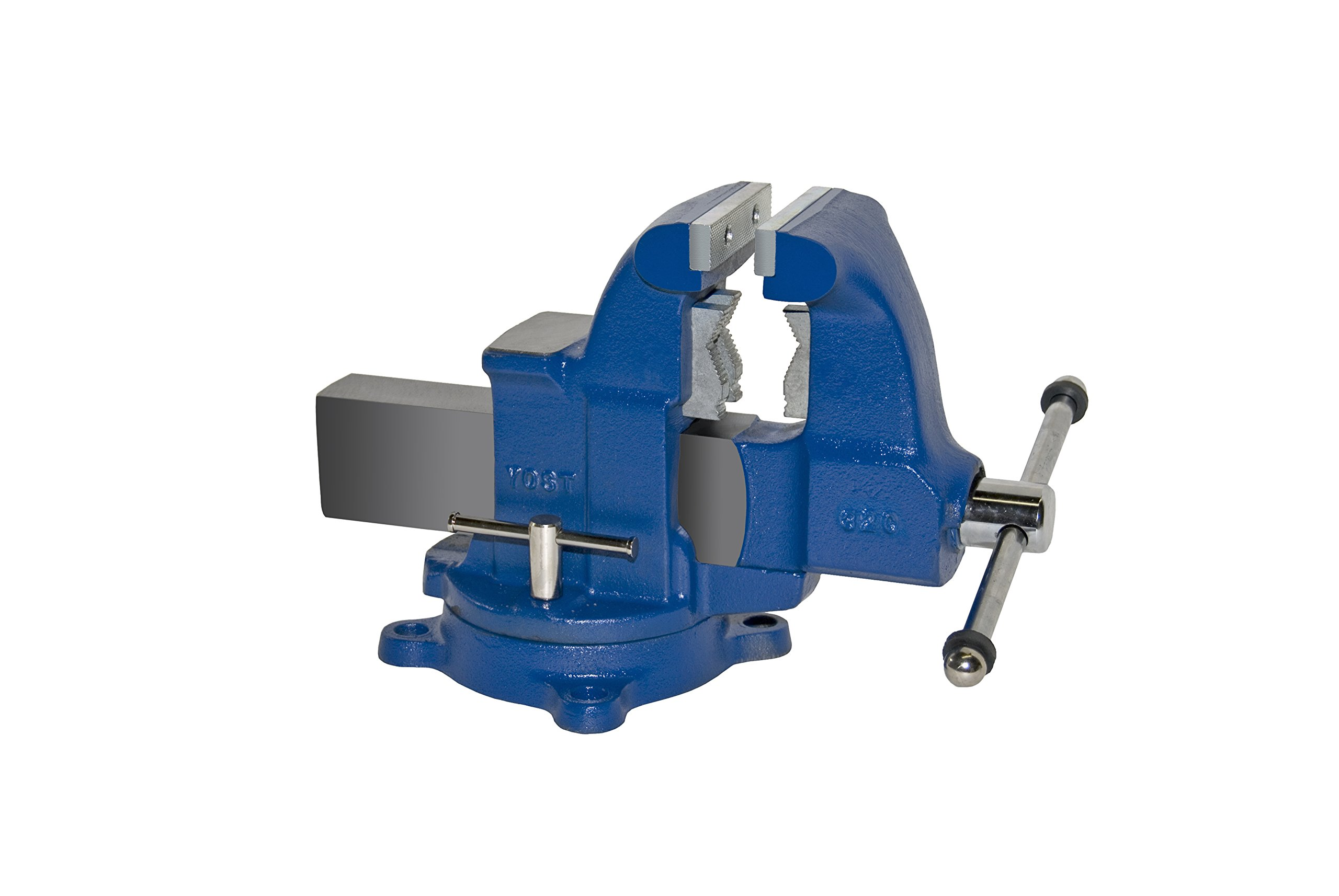 Yost Vises 32C 4.5'' Combination Pipe and Bench Vise with 360-Degree Swivel Base, Made in US