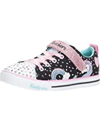 Skechers Kids  Sparkle Lite-Unicorn Craze Sneaker 2ab715fe0