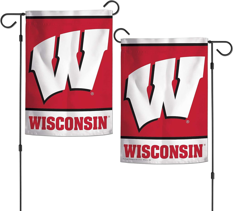NCAA University of Wisconsin Badgers 12.5