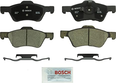 60771966c2a06 Amazon.com: Bosch BC1047 QuietCast Premium Ceramic Disc Brake Pad ...